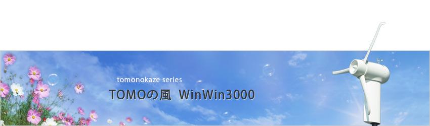 TOMOの風 WinWin2000